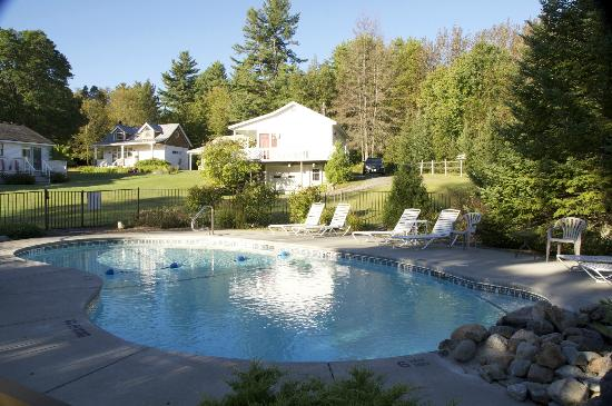 Sugar Hill Inn: Pool