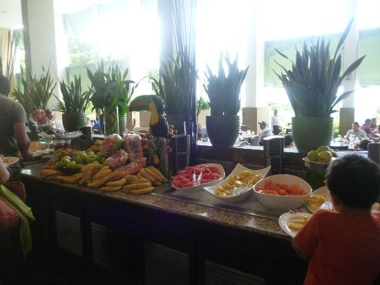 Sheraton Bijao Beach Resort - An All Inclusive Resort: zona bufet desayuno