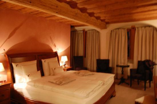 Hotel Herrnschlösschen: Amaryllis room