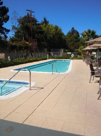 Residence Inn Palo Alto Los Altos: Outdoor pool