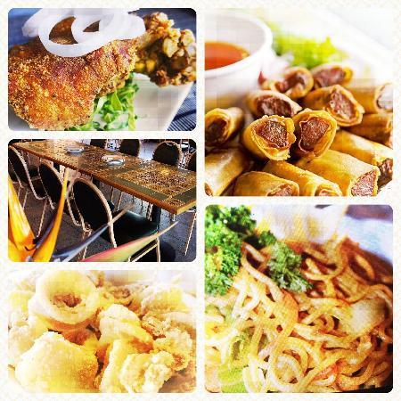 Villa Manila Restaurant National City Ca