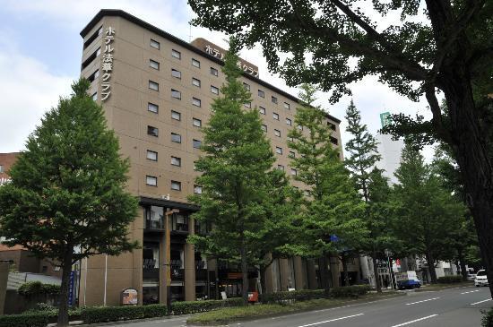 Hotel Hokke Club Sendai : ホテル法華クラブ仙台