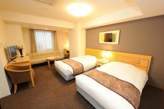 Hotel Hokke Inn Hatchobori: ホテル法華イン東京八丁堀