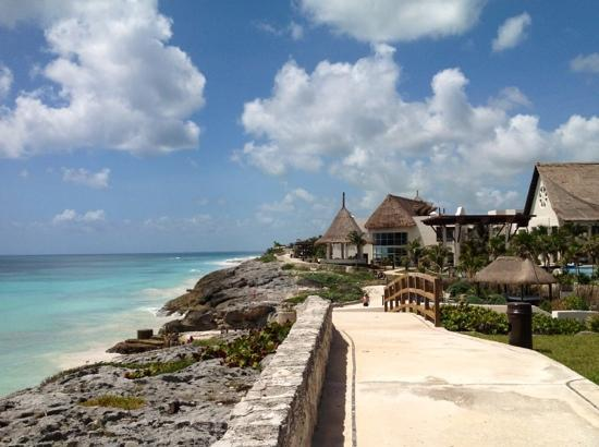 Kore Tulum Retreat and Spa Resort: view from resort