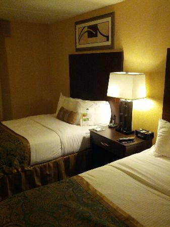 Wingate by Wyndham Tinley Park: Our room 2