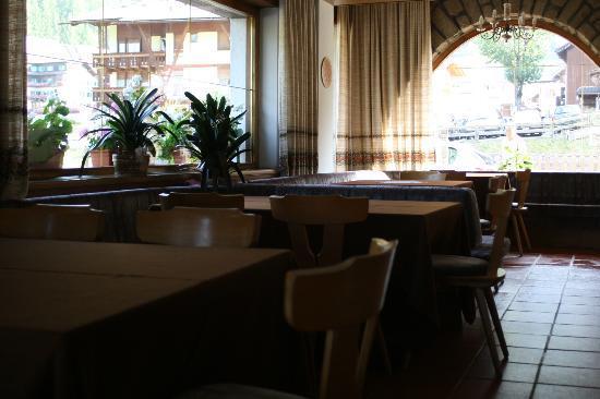 Hotel Alpi: hall