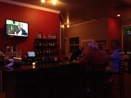 Farrar's Bistro: A Saturday night. relaxed atmosphere.