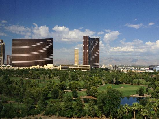 Renaissance Las Vegas Hotel: View from room 932