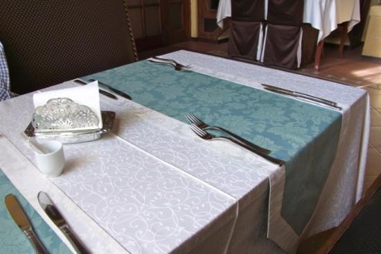 Polesye Hotel : 朝食