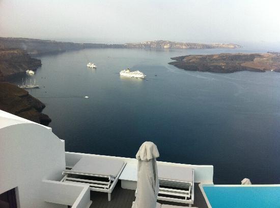 Chromata Hotel: Best View ever!