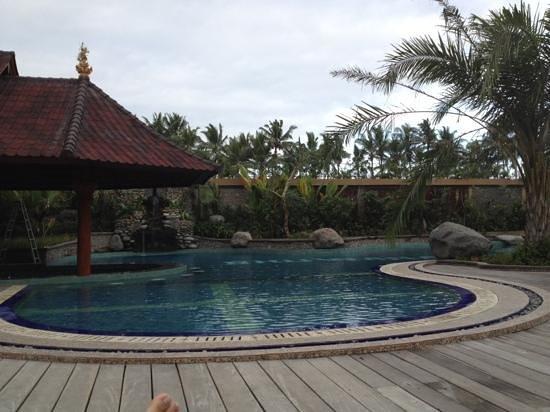 Bhuwana Ubud Hotel: piscina