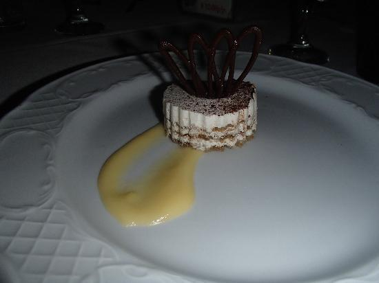 Barcelo Dominican Beach: Tiramisu dessert - very good