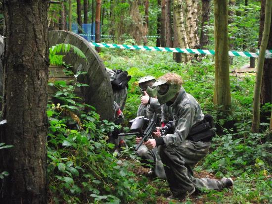 Top Dog Paintball Ltd: On my shout