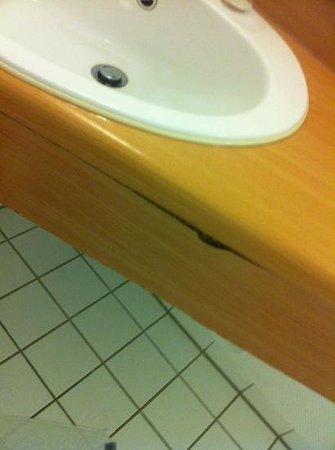 SensConvent Hotel Michendorf: Bad