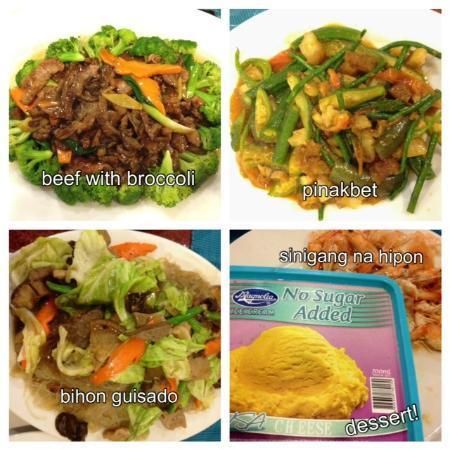 Ilocos Rosewell Hotel: Dinner