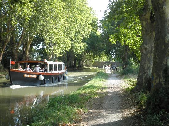 Le Vieux Relais: Canal du Midi