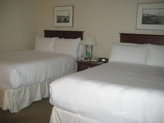 The Hotel on Pownal: 2 Double beds