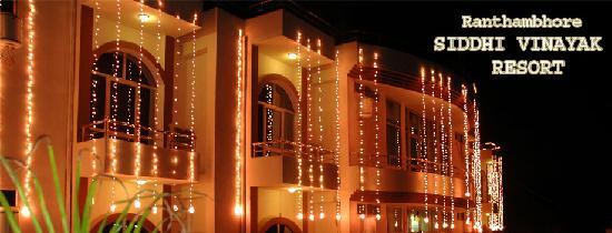 Ranthambhore Siddhi Vinayak Resort