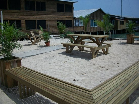Hotel Utila: Hotels Beach