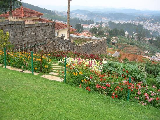 ‪‪Sinclairs Retreat Ooty‬: Garden
