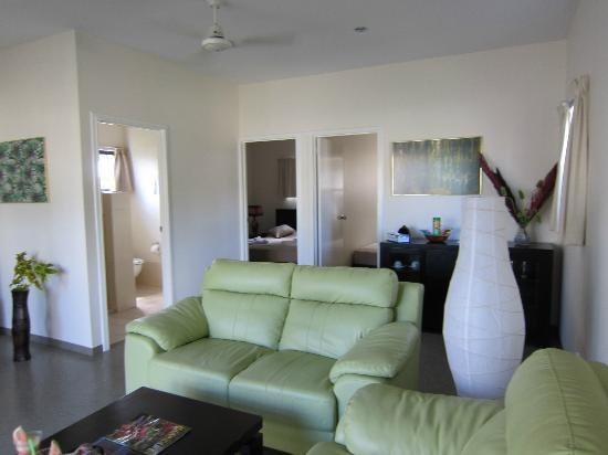 Aquana Beach Resort: Interior photo of 2 bedroom villa