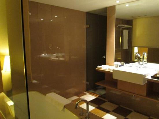 City Suites Taipei Nanxi: bathroom