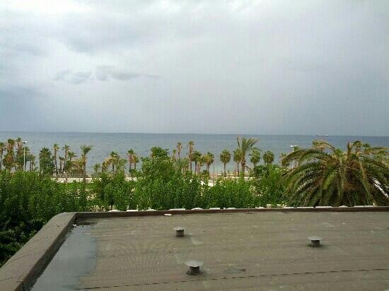Hotel San Giorgio: foto dal balcone della junior suite