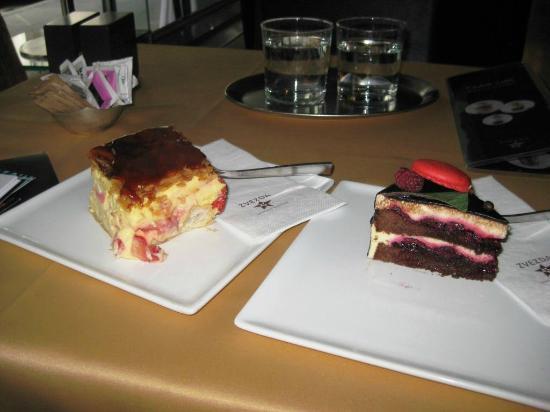 Zvezda: Cakes