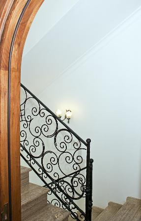 Positano B&B: steps rooms 1-2