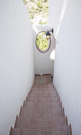 Positano B&B: steps room 3 superior