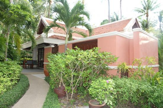 Santiburi Beach Resort & Spa: La nostra stanza