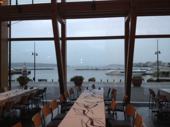 Sibelius Hall : They had a nice gala dinner option also
