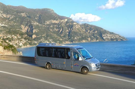 Positano Car Service Private Day Tours
