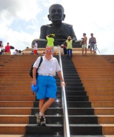 Huay Mongkol Temple: At Wat Huay Mongkol
