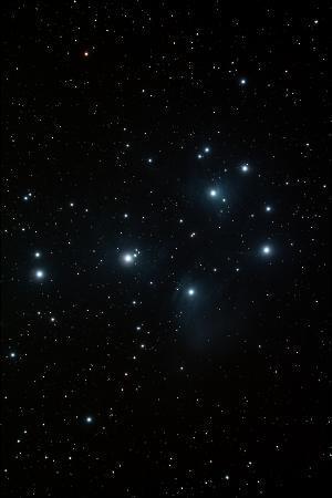 Planetario e Osservatorio Astronomico di Ca del Monte: Ammasso aperto delle Pleiadi (by Fulvio Soldera)