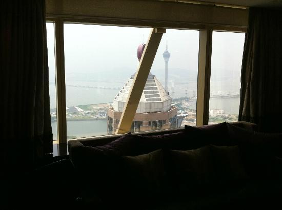 Grand Lisboa: room from view