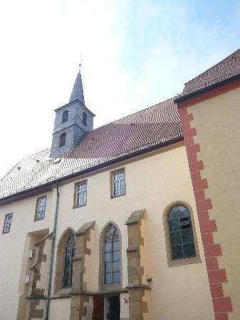 Wallfahrtskirche Mutter mit dem gütigen Herzen