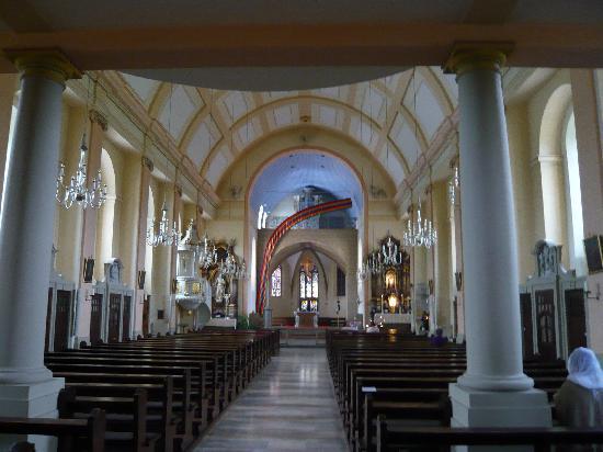 Waghausel, Германия: Innenansicht der Wallfahrtskirche Waghäusel