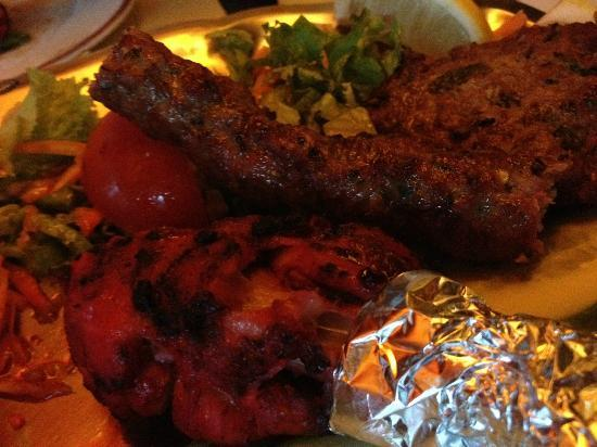 Shalimar: From the Grill...