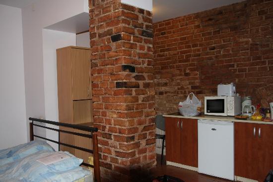 Kaunas Apartments: Номер в отеле