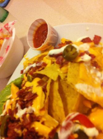 Urban Diner: nachos