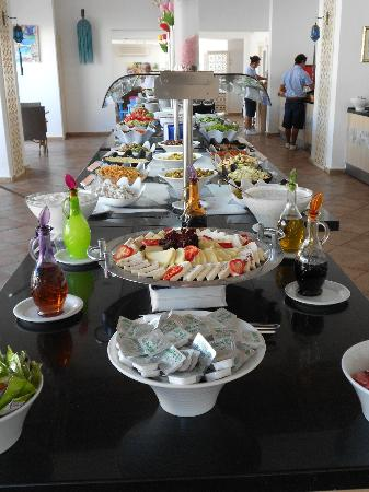 Club Adakoy Resort Hotel: Fruit