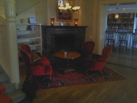 Sastaholm Hotell & Konferens: Lounge