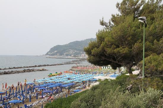 Spiaggia bild von grand hotel diana majestic diano marina