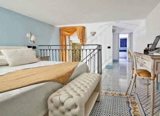 Hotel Excelsior Parco: Loft room