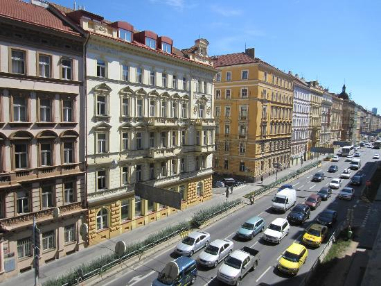 Vue picture of hotel noir prague tripadvisor for Quirky hotels in prague