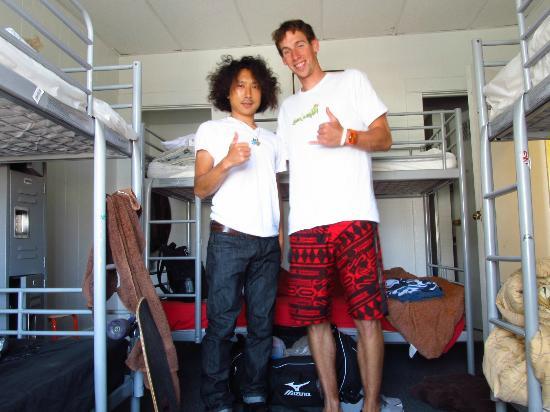 Surf City Hostel : サーフシティーホステル ハモサビーチ ロサンゼルス よこはま しょうま
