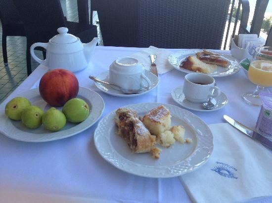 Hotel Tramonto d'Oro: breakfast