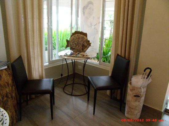 The Inn at Cliffhouse Tagaytay: Lobby