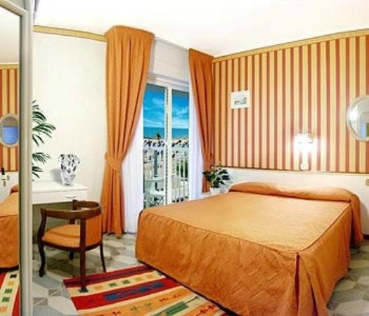 Hotel Capri : camera